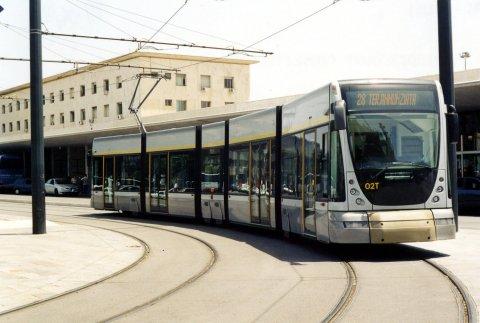 tram-messina